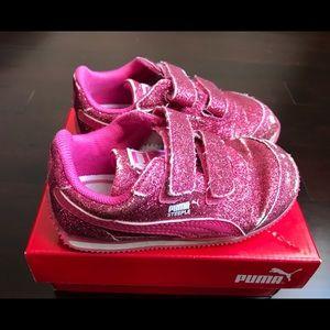 PUMA Steeple Glitz Glam shoes